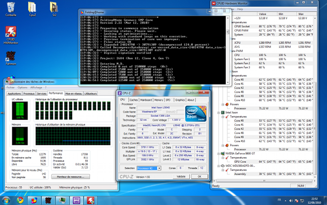 Print an article - Intel Xeon L5640 - FAH-Addict