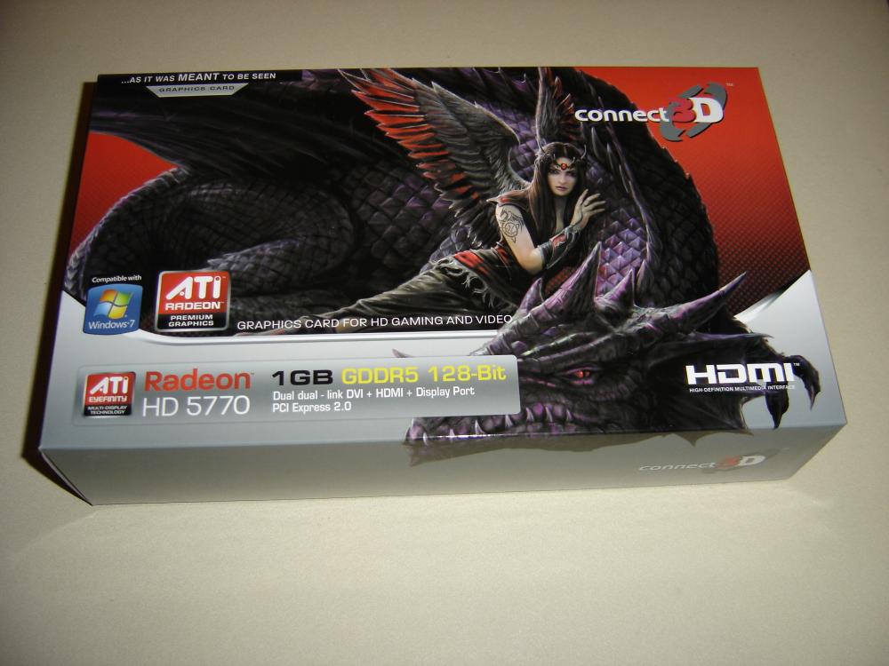 Print an article - ATI Radeon HD5770 - FAH-Addict